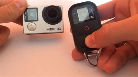 Remote Gopro 4 how to connect gopro 4 with remote