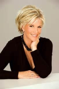 Joan Lunden Hair Stylist