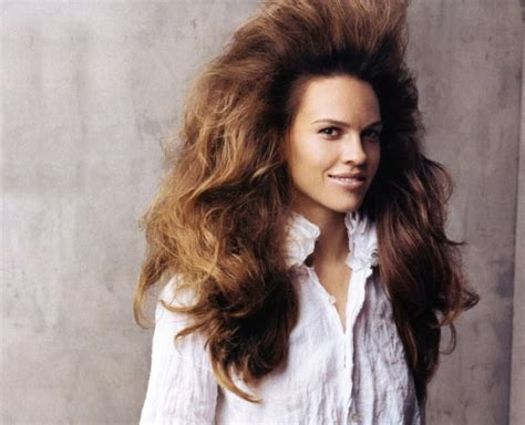 Hilary Swank W Covergirl by Hilary Swank Vogue Magazine 2005 Photo Galleries Of Most