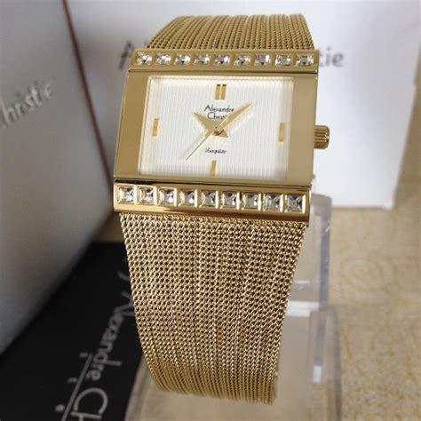 Alexandre Christie 2561 Original Wanita Gold jual jam tangan alexandre christie 2561 original gold di lapak king arloji dkingwatchstorejogja