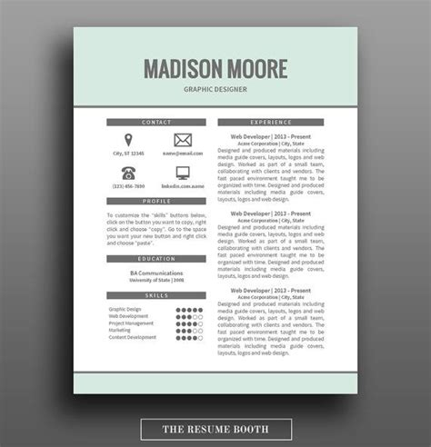 interior design resume template word resume template 2 page resume design free cover letter