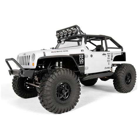 Rc Offroad Rockcrawler King 18 Scale Motif axial 90034 jeep wrangler g6 rc truck kit at hobby warehouse
