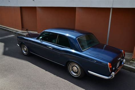 rolls royce two door for sale 1970 rolls royce silver shadow mulliner park ward