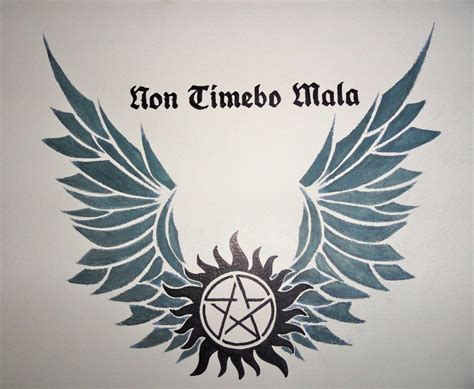 non timebo mala tattoo non timebo mala tattoos i want or like