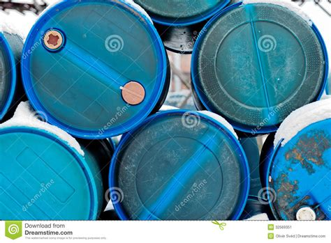 Dump Chemistry Designed By Bonaque by Chemical Waste Dump With A Lot Of Barrels Stock Image