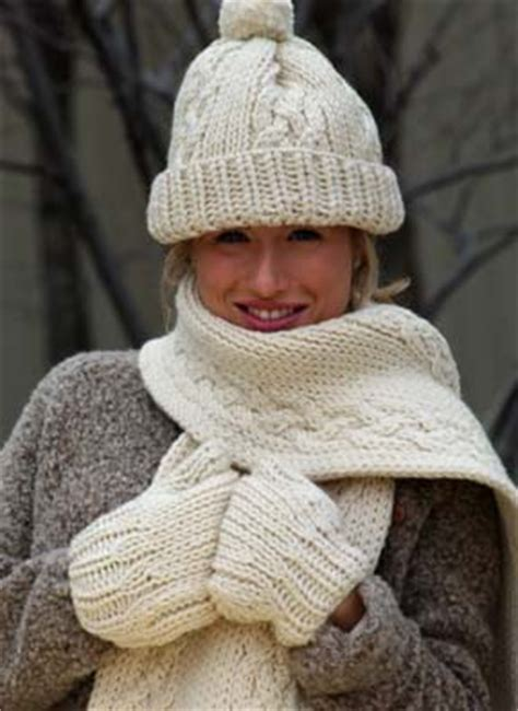 knitting pattern scarf and hat set 15 free knitting patterns for cold weather 4 more