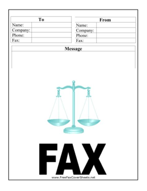 Jobs Resume by Law Firm Fax Cover Sheet Fax Cover Sheet At