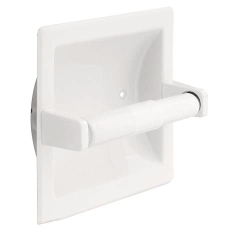 recessed toilet paper modern recessed toilet paper holder www imgkid com the