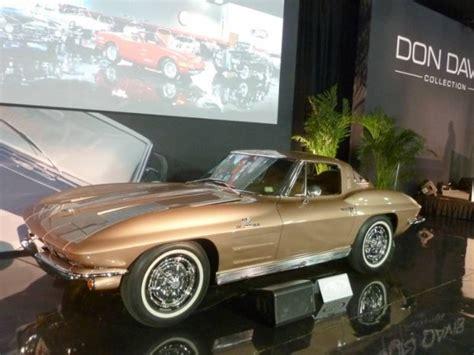 Don Davis Garage Sale by Rm Auctions Don Davis Collection Auction Report