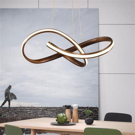 LED moderní lustr pro kuchy? jídelna obývací pokoj záv?s svítidlo visící bílá ?erná lo?nice