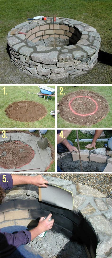 firepit ideas 27 best diy firepit ideas and designs for 2017