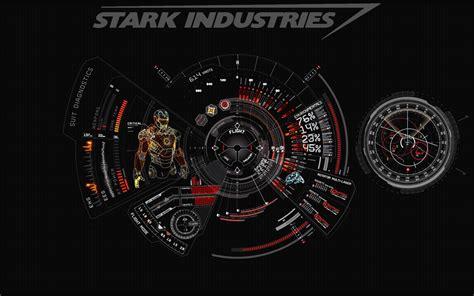 iron man rot stark industries wallpaper allwallpaperin