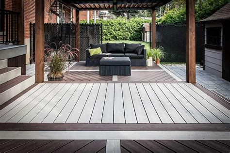materiaux composite pour patio deck en composite pur patio