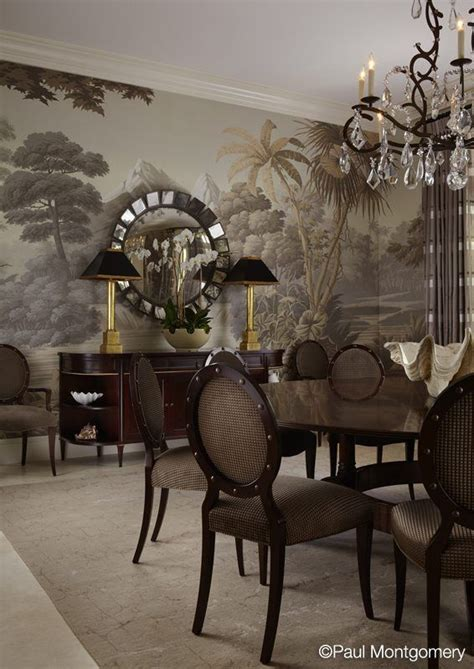 panoramics mural wallpaper dining room wallpaper