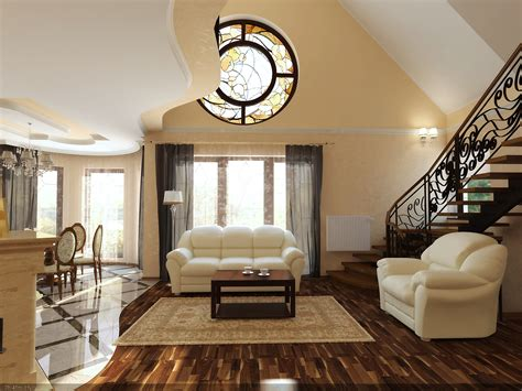 Classic Home Interiors with Classic Interior Design
