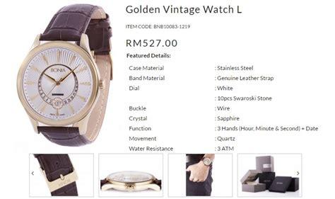 Jenama Jam Tangan Lelaki Untuk Hantaran jam tangan perkahwinan yang sesuai untuk hantaran