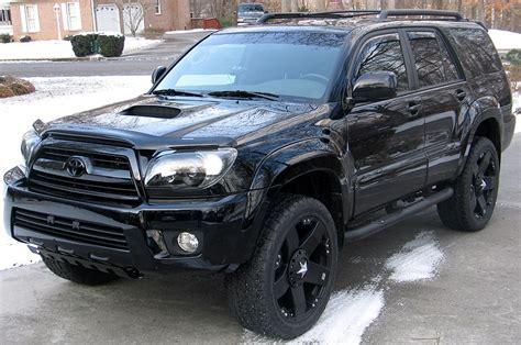 Toyota 4runner Blacked Out 2014 Dodge Nascar Autos Weblog