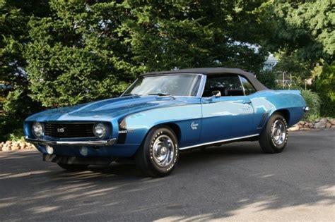 Damon Salvatore Auto by 1969 Chevy Camaro Ss Convertible Mi Auto