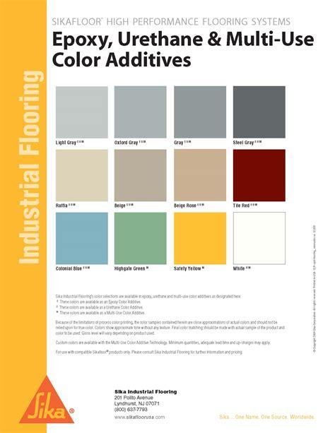 sted concrete colors sika floor color chart carpet vidalondon