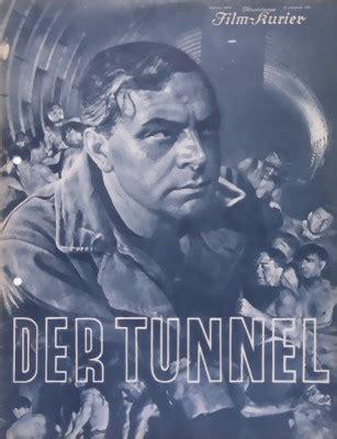 der tunnel 1933 full movie rarefilmsandmore com der tunnel 1933