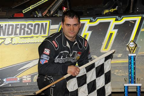 Roaring Knob Speedway Schedule by Max Blair Powers To Late Model Win At Roaring Knob