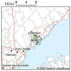 Stamford Ct Zip Code Map by Best Place To Live In Stamford Zip 06902 Connecticut