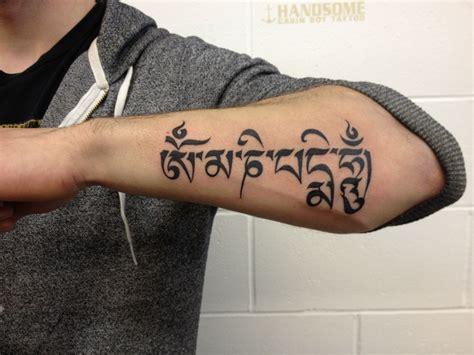 om mani padme hum wrist tattoo om padme hum tattoos om