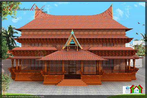 traditional home style traditional kerala style house plan you will love it