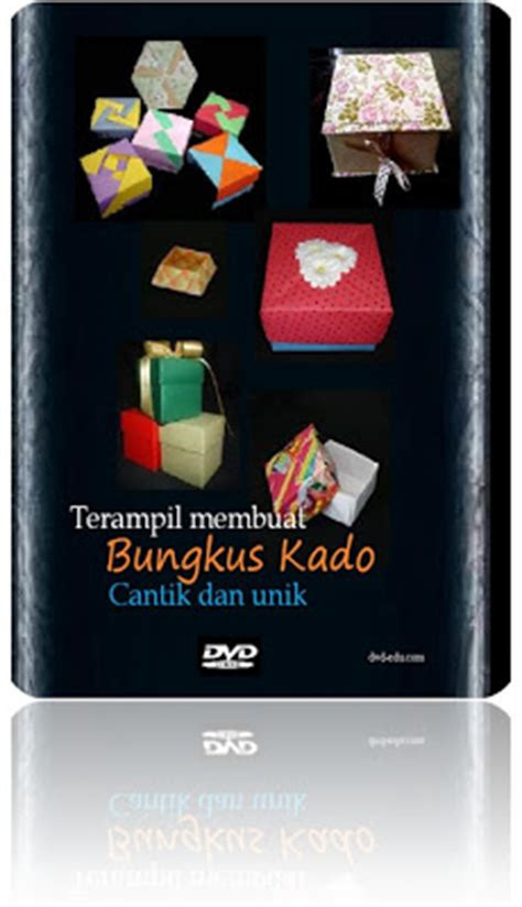 Cara Bungkus Kado Gitar   membuat bungkus kado online shop book ebook cd vcd dvd