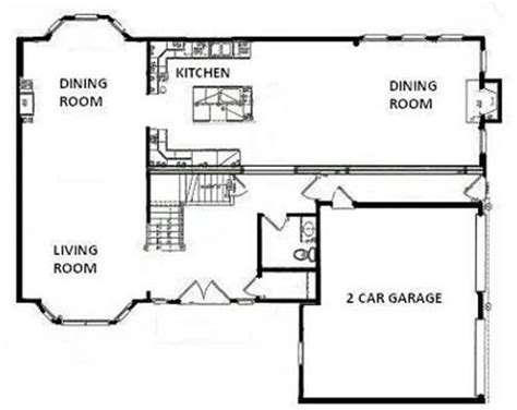 t346543 1g by hallmark homes two story floorplan