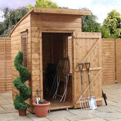 4x6 Wood Shed Cotswold 4x6 Aero Shed Greenhouse Stores