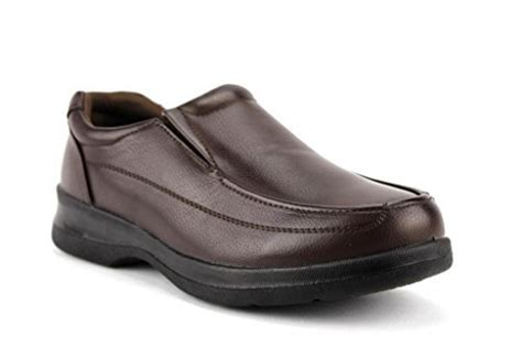 slip resistant loafers new s wz14027 slip resistant padded insole slip on
