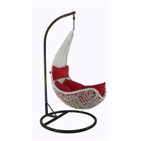 egg swing chair with stand flowerhouse egg swing chair with stand reviews wayfair