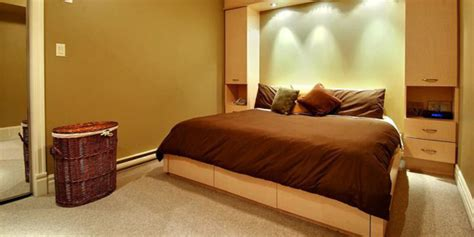 appealing bedroom basement ideas  guest room