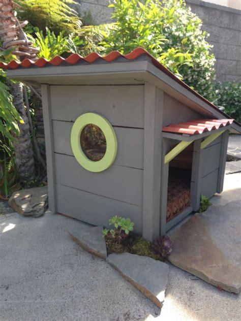 diy big dog house 40 terrific diy dog houses for fido