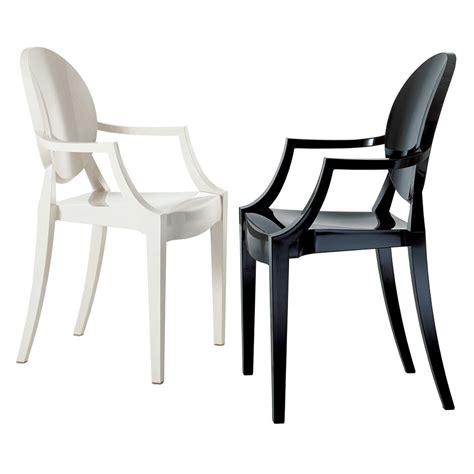 ghost armchair kartell louis ghost chair