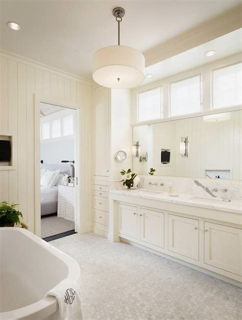 white on white bathroom off white bathroom cabinets transitional bathroom