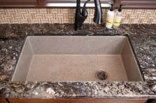 Granite Composite Kitchen Sinks Wonderful Granite Composite Sinks Decorating Ideas