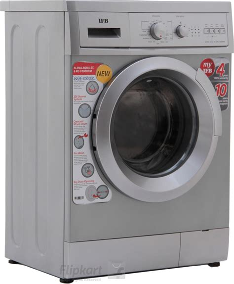 Gift Card Ldt - ifb 6 kg fully automatic front load washing machine silver price in india buy ifb 6