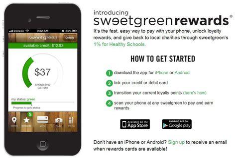 Sweetgreen Gift Card - healthfirst reward card program eliza