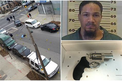 bed stuy crime nypd may never know who shot officer in bed stuy shootout