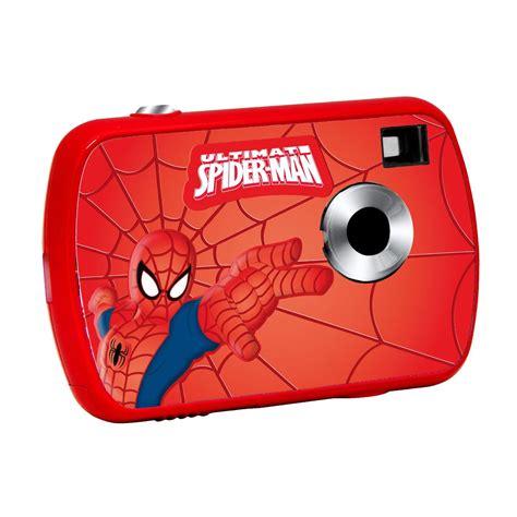 camara digital spiderman character 1 3mp digital camera kids frozen minions star
