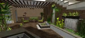 Virtual Home Design Home Depot 10 patios acogedores 183 decoraci 243 n de jardines peque 241 os