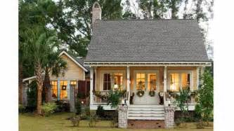 southern living small cottage house plans with porch