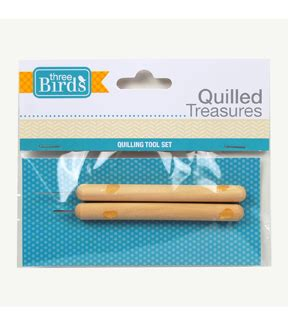 Quilting Set A Quilling Set three birds quilled treasures quilling tool set jo