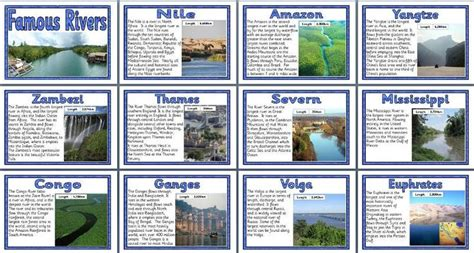 world rivers map ks2 free geography ks2 teaching resource rivers of