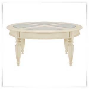 Rattan Dining Room Furniture city furniture claire white round coffee table