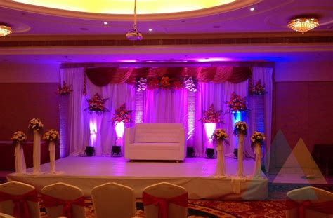 reception decoration at accord hotel pondicherry 171 event
