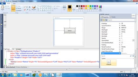 xaml default layout applying control template on comboxitems in wpf