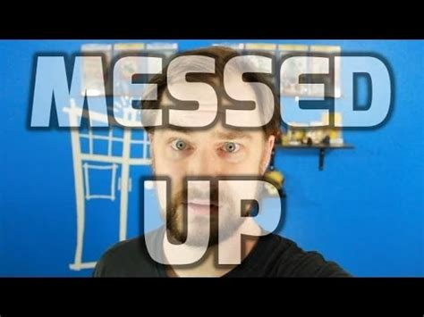 youtube layout screwed up guys i messed up youtube